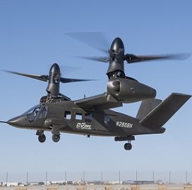 Bell Helicopter Launches First Flight of NextGen Tiltrotor Aircraft - top government contractors - best government contracting event