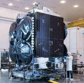 Orbital ATK Brings Comms Satellite to French Guiana Ahead of January Launch - top government contractors - best government contracting event