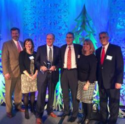 CSRA CEO Larry Prior Wins 'Tech Executive of the Year' Award - top government contractors - best government contracting event