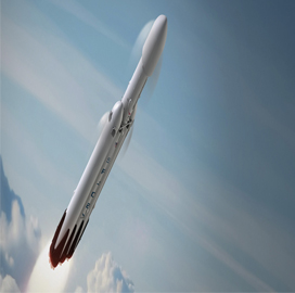 Report: SpaceX Gets FAA License for Inaugural Falcon Heavy Launch - top government contractors - best government contracting event