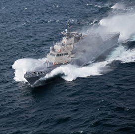 Navy Tasks Lockheed to Increase LCS Fleet Lethality, Survivability - top government contractors - best government contracting event