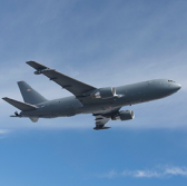 Boeing Completes KC-46 Tanker Flight Test for FAA Supplemental Type Certificate - top government contractors - best government contracting event