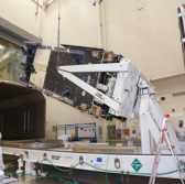 Lockheed Assembles First Comms Satellite for Saudi Arabia-Based Operator - top government contractors - best government contracting event
