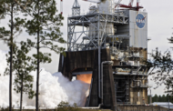 Aerojet Rocketdyne, NASA Complete SLS Engine Hot-Fire Test