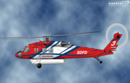 San Diego to Procure Sikorsky-Built Helicopter for Aerial Firefighting Mission