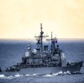 BAE Unit to Modernize Navy's Anzio Guided Missile Cruiser - top government contractors - best government contracting event