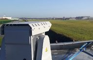 Hensoldt Demos Counter-UAV Platform at Airbus Airfield in Germany