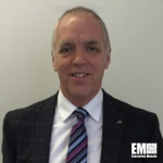 Andrew Naismith Named Managing Director of CAE's UK Arm - top government contractors - best government contracting event