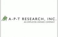 A-P-T Research Gets NASA Safety & Mission Assurance Support Contract