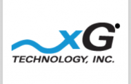 xG Technology Supplies Army with ISR Devices