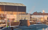 UK Navy's 4th BAE-Built Attack Submarine Completes Dive Test