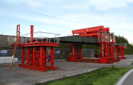 BAE Tests Modular Bridging System for Military Use