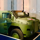 Thales Unveils New Bushmaster Armored Vehicle - top government contractors - best government contracting event