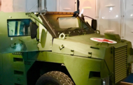 Thales Unveils New Bushmaster Armored Vehicle