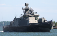 Patria Orders $118M in Saab Systems for Finnish Navy Fast Attack Craft Modernization