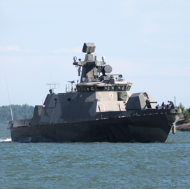 Patria Orders $118M in Saab Systems for Finnish Navy Fast Attack Craft Modernization - top government contractors - best government contracting event