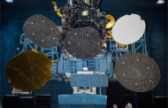 SSL Ships Hispasat Satellite to Cape Canaveral Launch Site