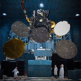 SSL Ships Hispasat Satellite to Cape Canaveral Launch Site - top government contractors - best government contracting event