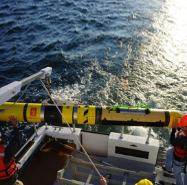 Kraken Robotics Subsidiary Develops Synthetic Aperture Sonar for Navy AUV - top government contractors - best government contracting event