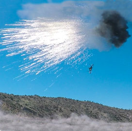 Orbital ATK Demos Counter-Drone Tech at Maneuver Fires Integrated Experiment - top government contractors - best government contracting event