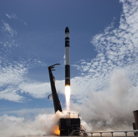 Rocket Lab Conducts 2nd Orbital Launch Vehicle Flight Test - top government contractors - best government contracting event