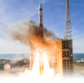 Aerojet Rocketdyne Equipment Supports NRO Natl Defense Payload Launch - top government contractors - best government contracting event