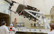 Lockheed Tests Arabsat Comms Satellite