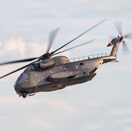 Report: Lockheed-Rheinmetall Team to Compete for Germany's Helicopter Replacement Contract - top government contractors - best government contracting event