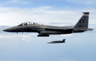Air Force Integrates Lockheed-Built Extended Range Standoff Missile on F-15E Aircraft