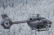 Airbus Test-Fires Laser Guided Rocket From H145M Helicopter