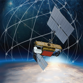Iridium Satellites Host Aireon's Space-Based Air Traffic Surveillance Tech - top government contractors - best government contracting event