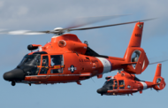 Rockwell Collins to Supply Updated Avionics for Coast Guard MH-65 Helicopters