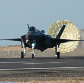 Norway Completes Verification of F-35 Drag Chute System; Lockheed's Art Sheridan Comments - top government contractors - best government contracting event