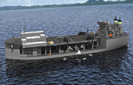 General Dynamics NASSCO Delivers 2nd Expeditionary Sea Base to Navy