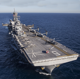 Navy Awards BAE Potential $62M in Ship Modernization Support Contracts - top government contractors - best government contracting event