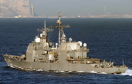 BAE to Modernize USS Philippine Sea Cruiser Under Potential $72M Navy Contract
