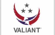 Valiant Subsidiary Gets Army Contract to Support Multiple Military Facilities