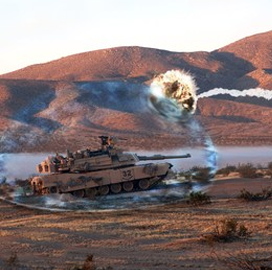 ExecutiveBiz - Lockheed to Help Army Mature Combat Vehicle Protection System