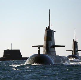 KBR to Help Naval Group Design Australian Submarine Construction Yard - top government contractors - best government contracting event