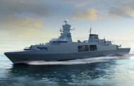 BAE to Unveil Type 31e Frigate Design at Maritime Defense Exhibition in Qatar
