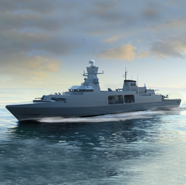 BAE to Unveil Type 31e Frigate Design at Maritime Defense Exhibition in Qatar - top government contractors - best government contracting event
