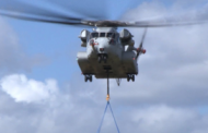 Sikorsky Concludes CH-53K Envelope Expansion Tests