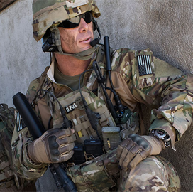Harris Unveils New Handheld Radio for Army Tactical Communications - top government contractors - best government contracting event