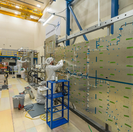 Lockheed Starts to Build 8th Comms Satellite for SKY Perfect JSAT - top government contractors - best government contracting event