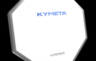 Kymeta Produces, Markets Electronically-Steered Flat Satellite Antennas