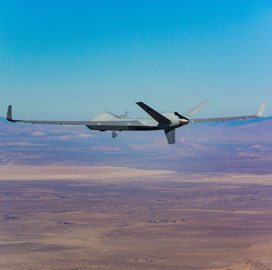 ExecutiveBiz - General Atomics Puts MQ-9B RPA Through Lightning Simulation Test