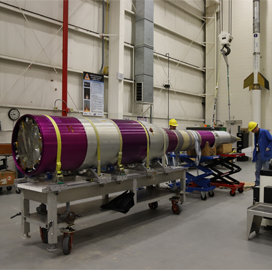 Orbital ATK to Support NASA's Test for a Future Mars Missions Parachute - top government contractors - best government contracting event
