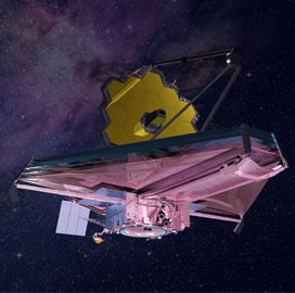 NASA Moves Webb Telescope Launch to May 2020 - top government contractors - best government contracting event