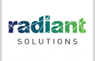 Radiant Solutions to Continue Army Geospatial Center Support