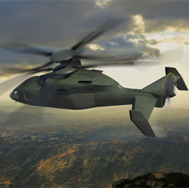 Report: Boeing-Sikorsky Team Eyes December for SB>1 Defiant's First Flight - top government contractors - best government contracting event